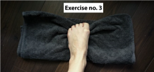 toe exercise