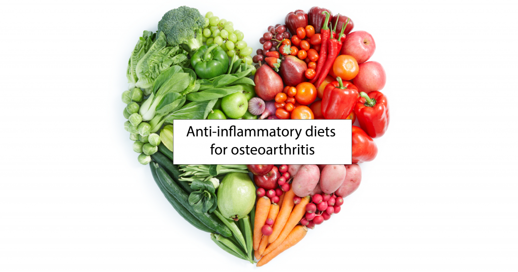 Anti-inflammatory diets for arthritis: How to reduce pain
