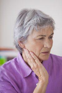Osteoarthritis in jaw