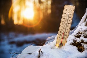 Joint pain in cold and precipitation